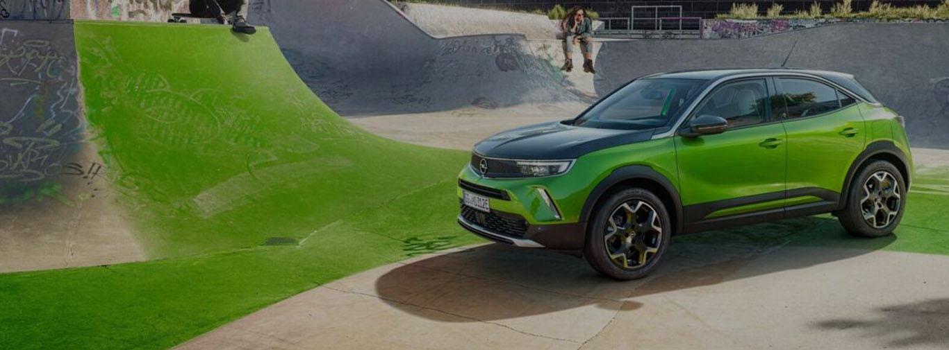Nuova Opel Mokka: Cambio Di Rotta